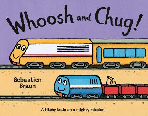 Whoosh and Chug! (English Edition)
