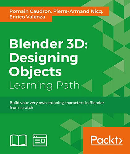 Blender 3D: Designing Objects (English Edition)