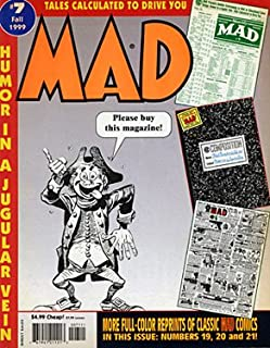 Tales Calculated to Drive you Mad Fall 1999 #7