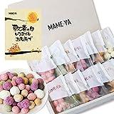 敬老の日 スイーツ MAME-YA(マミーヤ) メッセージカード付 豆 お菓子 お豆7種×2袋の14個 (敬老の日メッセージカード付)