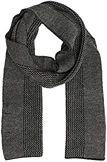 Tarocash Men's Osaka Textured Scarf for Going Out Smart Occasionwear