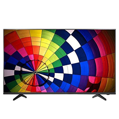hanzeni TV de 50-58 Pulgadas TV LED HD 2K-4K, TV LED HD Diseño liviano y Delgado, parlantes incorporados, frecuencia de actualización 120Hz