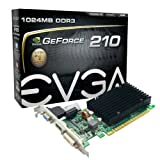 CLASSYTEK EVGA 01G-P3-1313-KR GeForce 210 Graphic Card - 520 MHz Core - 1 GB DDR3 SDRAM - PCI Express 2.0 x16-1200 MHz Memory Clock - 64 bit Bus Width - 2560 x 1600
