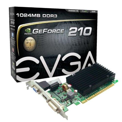 EVGA GeForce 210interne Grafikkarte 1024MB
