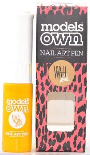 Yellow Nail Art Pen
