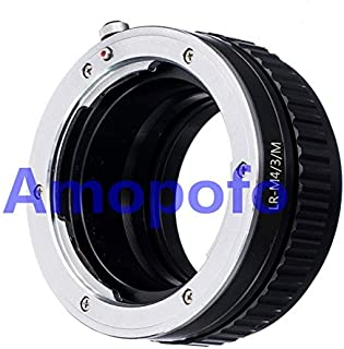 M42 to EFR//M Adapter Macro Focusing Helicoid M42 Screw Mount Lens to for Canon R Full Famer Camera