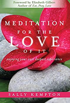 Meditation for the Love of It: Enjoying Your Own Deepest Experience by [Sally Kempton, Elizabeth Gilbert]