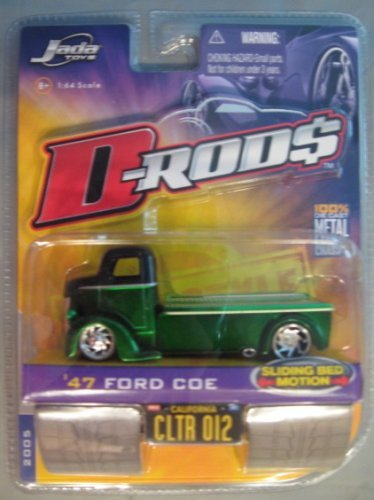 D-Rods '47 Ford Coe Truck GREEN