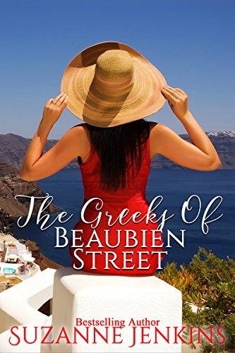 Book: The Greeks of Beaubien Street - Greekown Stories Book #1 by Suzanne Jenkins