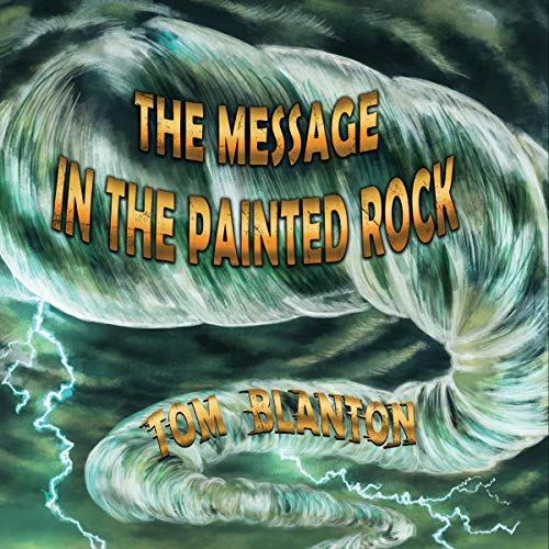 The Message in the Painted Rock  By  cover art