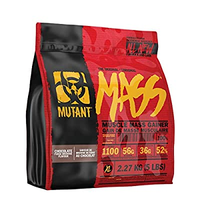 PVL Mutant Mass 6800 g Chocolate Hazelnut Weight Gain Shake Powder