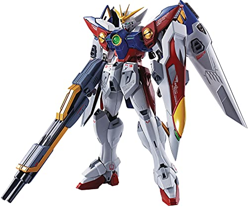 METAL ROBOT魂 新機動戦記ガンダムW [SIDE MS] ウイングガンダムゼロ 約140mm PVC&ABS&ダイキャスト製 塗...