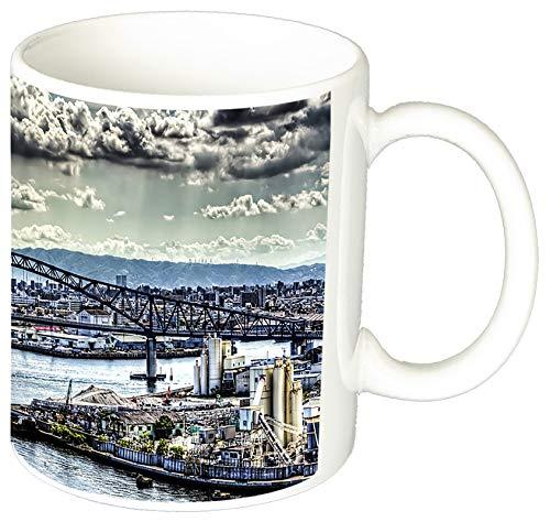 MasTazas Puentes Japon Japan Bridges Tasse Mug