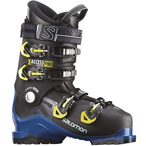 SALOMON Botas Alpinas X Access R90, esquí Hombre, Raceblue/BK/A, 41/42 EU
