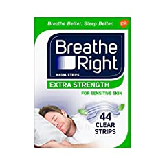 Breathe Right nasal strips open your nose up to 38% more than allergy decongestant sprays alone and can help you reduce or even stop nasal snoring Easier to remove than the Original Tan nasal strips, and may be preferred by those with sensitive skin ...