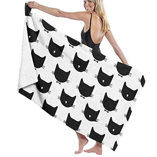 Yaxinduobao Beach Towel Blanket - Lightweight Super Absorbent Quick Dry Oversized Large Shower Towels for Travel Swimming Bath Yoga Gym Camping (Cookies Food Chocolate Chip Biscuits)