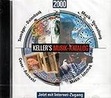 Keller`s Musik Katalog 2000 -