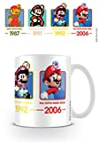 Super Mario (Dates) 11oz/315ml Mug