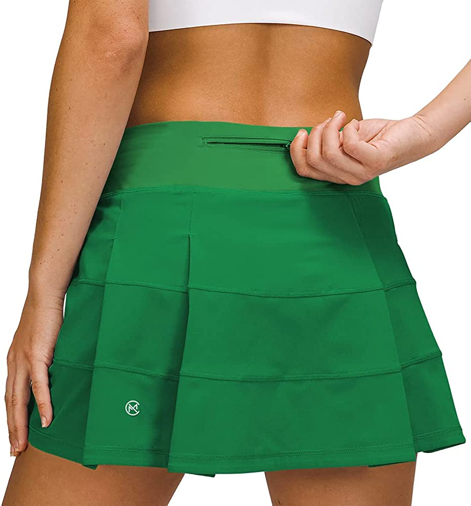 supreme Cheap sale MCEDAR Athletic Tennis Golf Skorts Pocket for Skirts Women with