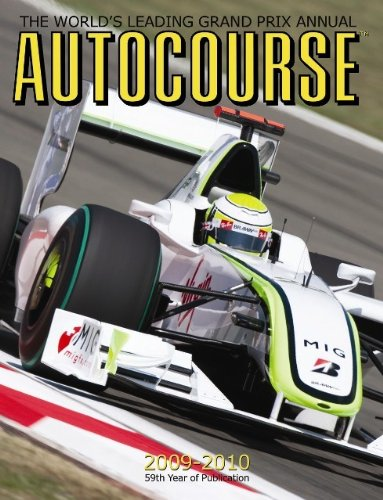 Autocourse 2009-2010: The World's Leading Grand Prix Annual (Autocourse: The World's Leading Grand Prix Annual)
