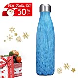 Best Vacuum Bottles - king do way Vacuum Insulated Stainless Steel Water Review