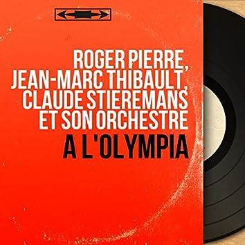 À l'Olympia (Live, Mono Version)