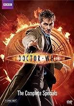 doctor who regeneration dvd box set