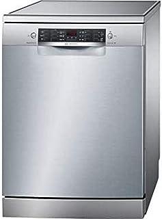 Bosch Serie 4 SMS46GI05E lave-vaisselle Autonome 12 places A++ - Lave-vaisselles (Autonome, Acier inoxydable, 1,75 m, 1,65...