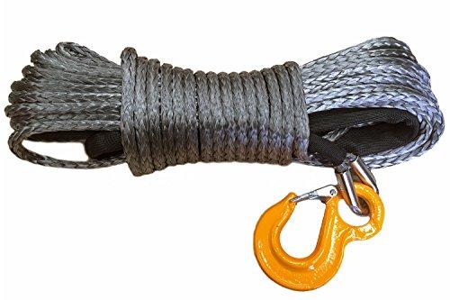 Raw Machine rrsrc0830Rope plástico Cuerda cabrestante