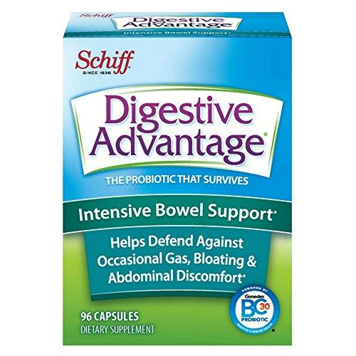 Probiotic Intensive Bowel Support Capsule, 96 Count, 36/Carton