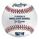 Rawlings Official Minor League Baseballs, 12 Count, ROM