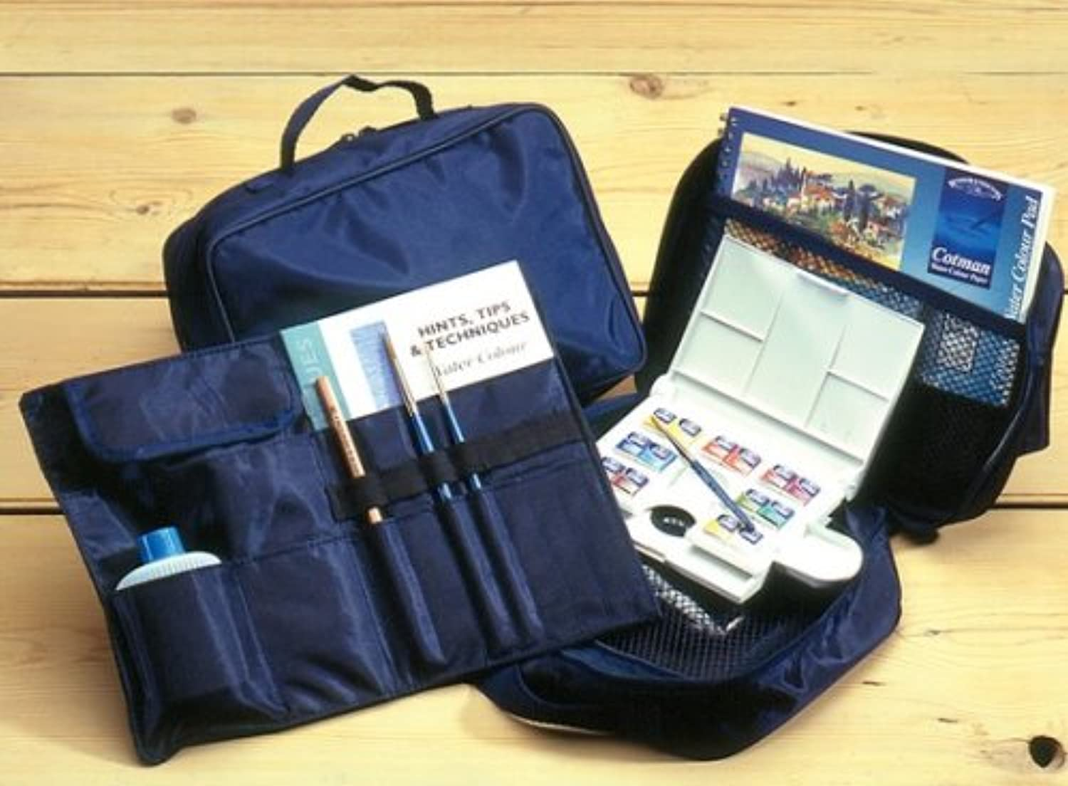 Cotman Water Colour  Travel Bag by Winsor & Newton
