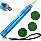 Best Green Laser Pointers - Long Range Pointer, USB Charging Green Light Tactical Review