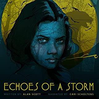 Echoes of a Storm audiobook cover art