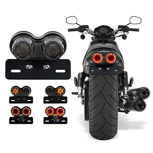 ANKIA 40-LED 40W Motorcycle Tail...
