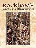 Rackham's Fairy Tale Illustrations (Dover Fine Art, History of Art)