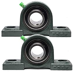 Best Mounted Pillow Block Bearings