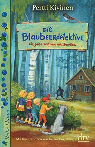 Cover des Mediums: Die Blaubeerdetektive Bd. 3
