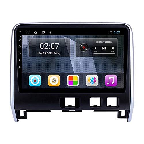 Radio del coche de la pantalla del GPS Sat Nav Android DSP Audio 10' Para Serena 2016-2018 Soporte Juego TPMS DAB DAB carplay estéreo MP5 MirrorLink coche configuraciones multimedia,8core,4GWifi4G64G