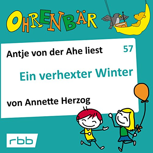 Ein verhexter Winter Audiobook By Annette Herzog cover art
