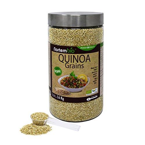 Semillas de Quinoa Natural NortemBio 1,4...