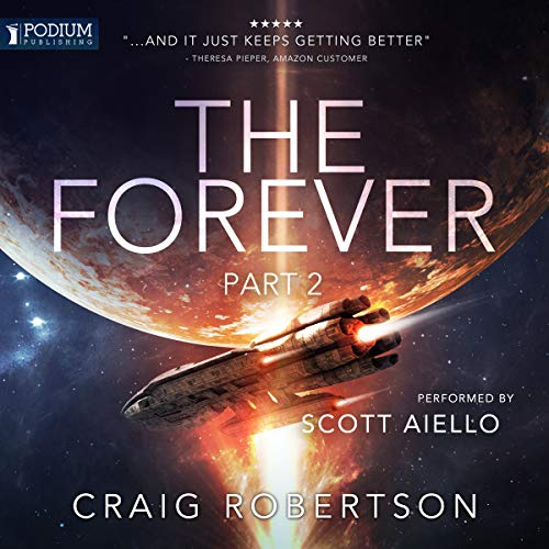 The Forever, Part II audiobook cover art