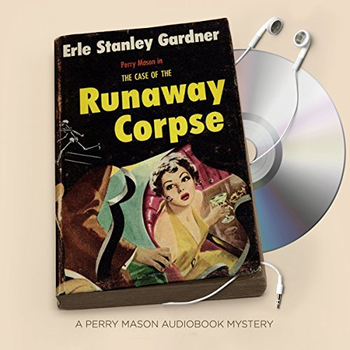 The Case of the Runaway Corpse audiobook cover art