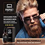 PREMIUM Beard Oil Conditioner for Men [2oz] - Large Bottle Designed for Thicker Facial Hair Growth, Softening and… 3