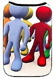 7' 6' Funda para eBook Reader Lector de Libros electrónicos Tablet PRS-700 PRS-505 PRS-500 PRS-900 PRS-950 PRS-350 PRS-300 PRS-600 PRS-650 Wi-Fi PRS-T1