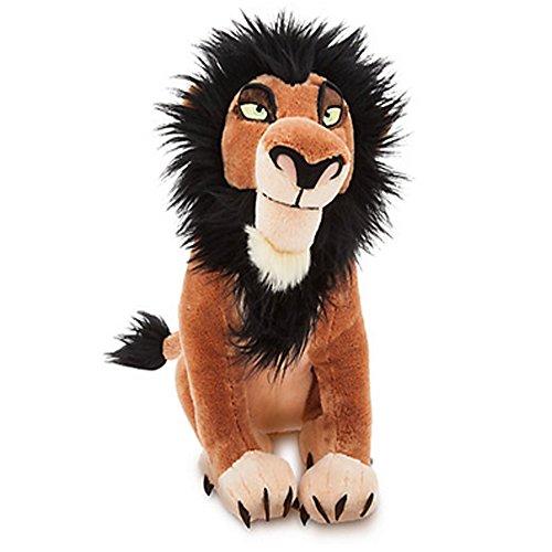 Ufficiale Disney Il giocatore di peluche della scarpa da 42 centimetri del leone del leone