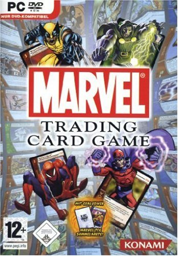 Marvel Trading Card Game (DVD-ROM) [Alemania]
