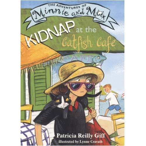 Kidnap at the Catfish Cafe audiobook cover art