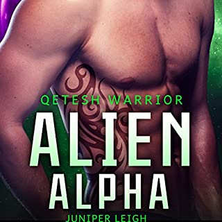 Alien Alpha cover art