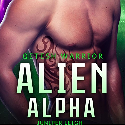 Alien Alpha audiobook cover art